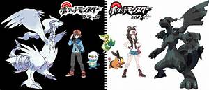 Pokemon Black and White by TheRonAndOnly on DeviantArt