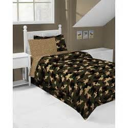 camouflage comforter set green walmart com