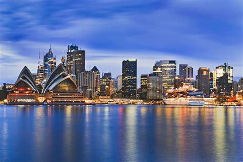 sydney opera house sydney skyline nsw habitude conference