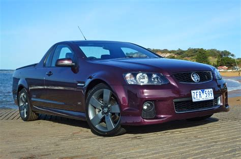 holden commodore ss ute review  caradvice