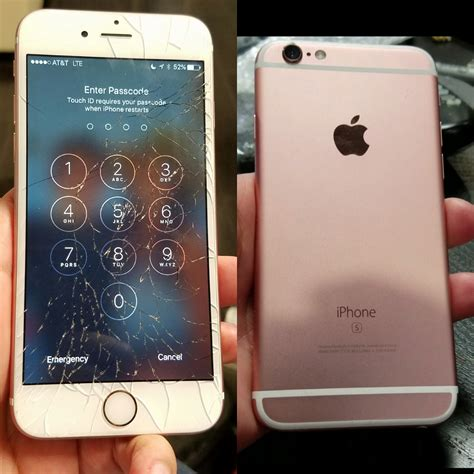 fix iphone screen iphone 6s screen repair san diego s 1 best cell phone repair