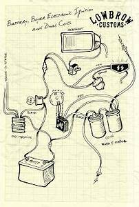 Ironhead Simplified Wiring Diagram For 1972 Kick
