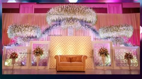 Awesome Wedding Stage Decoration Ideas photos/ images 2018