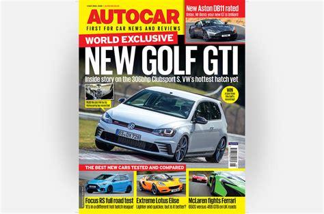 autocar magazine     autocar