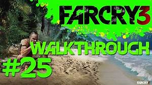 Far Cry 3 Campaign Walkthrough #25 - Killing the Giant Ink ...