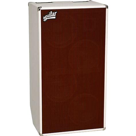aguilar bass cabinet reviews aguilar db 412 4x12 bass speaker cabinet musician 39 s friend