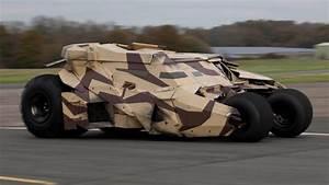 Top Gear Grabs A Ride In The Batmobile Top Gear