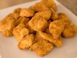 Homemade Chicken Nuggets Recipe | Melissa d'Arabian | Food ...