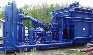 Rotary Screw Gas Compressors