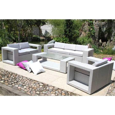 Beau Banc Beton Cellulaire Avec Fabriquer Table Jardin