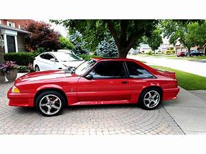 1987 Ford Mustang Cobra for Sale | ClassicCars.com | CC-1203240