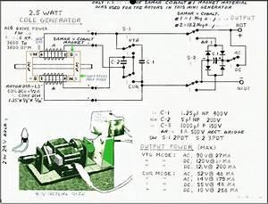 5 Wire Bedini Wiring Diagram