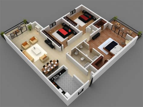 home design dimensions 3 bedroom floor plans home
