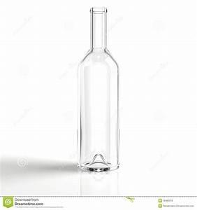 Bouteille De Verre : bouteille de vin en verre claire illustration stock illustration du d canteur social 18480318 ~ Teatrodelosmanantiales.com Idées de Décoration
