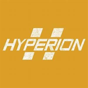 Borderlands The Pre Sequel Hyperion Logo T Shirt Shirt List