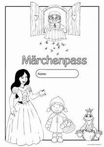 Thema Märchen Im Kindergarten Basteln : ideenreise m rchenpass schule deutsch ~ Frokenaadalensverden.com Haus und Dekorationen