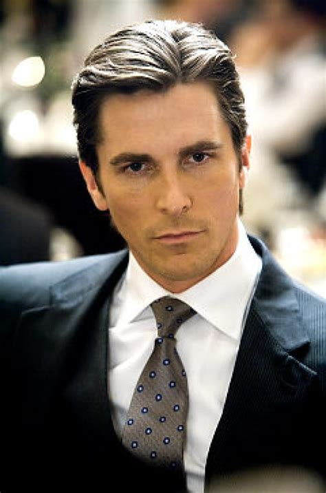 Christian Bale Dons The Batman Cape Again Daily News