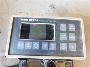 John Deere 250 Wiring Diagram : john deere computer trak 250 planter monitor wiring ~ A.2002-acura-tl-radio.info Haus und Dekorationen