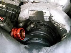 320cdi Diesel Oil Leak Around Egr Air Intake