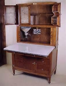 oak hoosier cabinet
