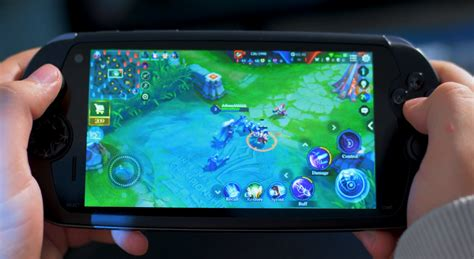 ps vita  gaming phone offers physical controls