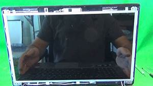 Asus A55a Laptop Screen Replacement Procedure