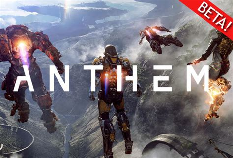 anthem game beta confirmed eas destiny rival release