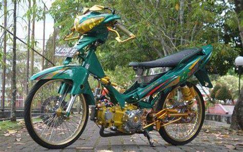 Jupiter Z Thailook by Modifikasi Jupiter Z Konsep Racing Thailook Road Race