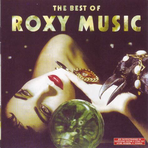 The Best Of Roxy Music  Roxy Music Mp3 Buy, Full Tracklist