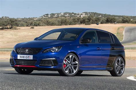 2019 Peugeot 308 Gti by Fiche Technique Peugeot 308 Gti 2019