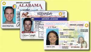 REAL-ID driver�... Real Id