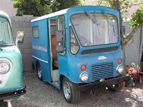 jeep van truck vintage quot step van quot 1963 jeep willys fleetvan fj3