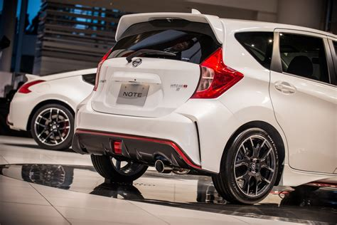 Nissan Note Gets the Nismo Treatment in Japan [18 Photos ...