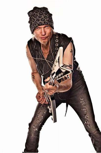 Michael Schenker Rock March Worth Interview Tour