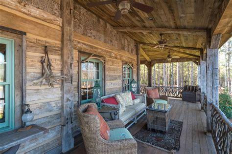 unbelievable rustic porch designs