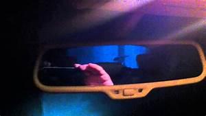 Installazione  Test Specchio Elettrocromico Interno Su Audi A4 Avant 8k M Y  2010