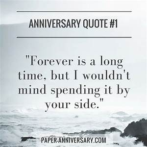 20 Perfect Anni... First Love Anniversary Quotes