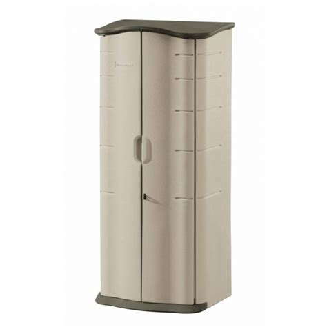 Gorgeous Rubbermaid 2 Ft X 2 Ft Vertical Storage Shed