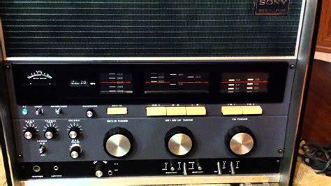 sony crf230 radio croachia - YouTube