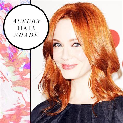 auburn hair shade hair extensions blog hair tutorials