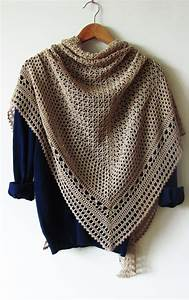 Hourglass Shawl Crochet Pattern Pdf