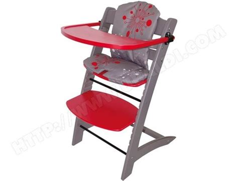 chaise haute badabulle leclerc chaise haute badabulle soins bébé sur enperdresonlapin