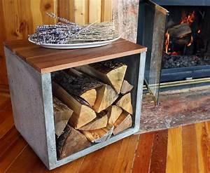 How, To, Make, A, Concrete, Log, Holder