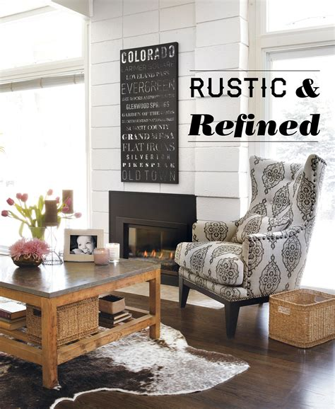 home decor rustic  refined home home