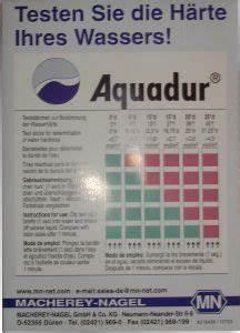 Test Dureté De L Eau : bandelettes de test calcaire ~ Premium-room.com Idées de Décoration