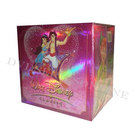 Walt Disneys 100 Years Of Magic 164 Discs Collection Dvd