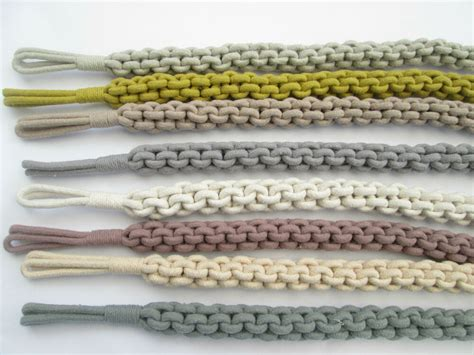 D5 Traditional Old Braided Cord Rope Curtain Tie Back