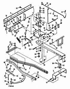 John Deere Snow Plow Parts Diagram