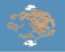 Avatar The Last Airbender Map By Duniyadnd On DeviantArt Wallpaper
