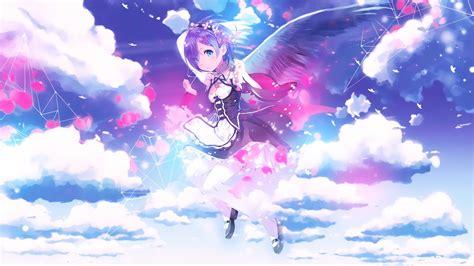 Anime Wallpaper Re Zero - anime re zero wallpaper rem 2019 live wallpaper hd